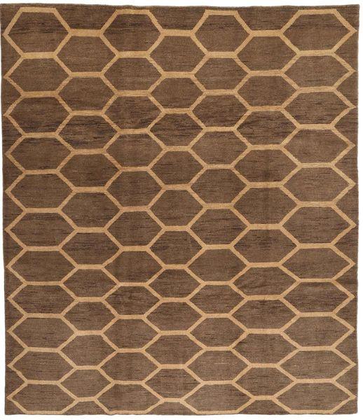 Loribaft Persia Rug 235X276 Authentic  Modern Handknotted Brown (Wool, Persia/Iran)