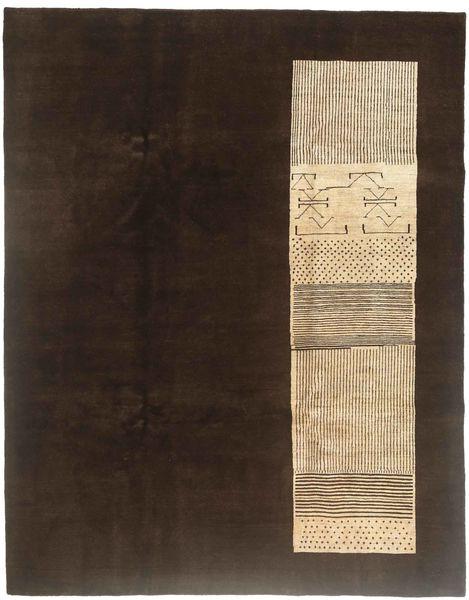 Loribaft Persia Rug 191X242 Authentic  Modern Handknotted Dark Brown (Wool, Persia/Iran)