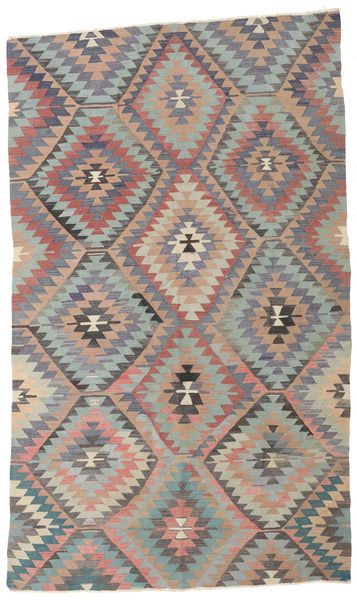Alfombra Kilim semiantigua Turquía RXZO343