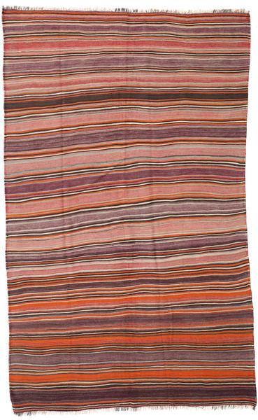 Kelim halvt antikke Tyrkiske teppe RXZO346