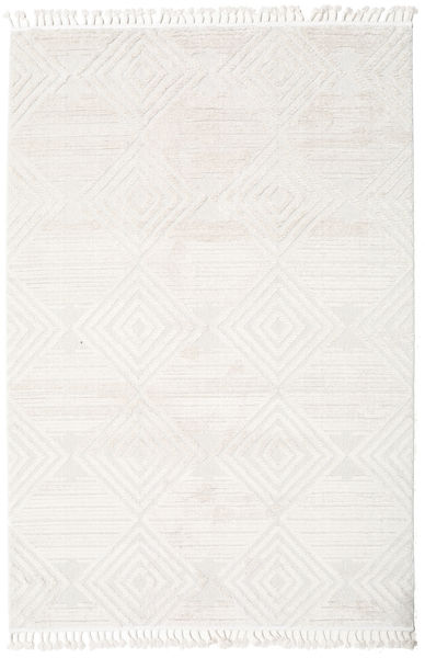 Taj - Cream Tapis 160X230 Moderne Blanc/Crème/Beige ( Turquie)