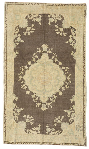 Taspinar Rug 144X247 Authentic  Oriental Handknotted Light Brown/Beige (Wool, Turkey)