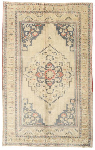 Taspinar Dywan 178X286 Orientalny Tkany Ręcznie Beżowy/Jasnoszary (Wełna, Turcja)