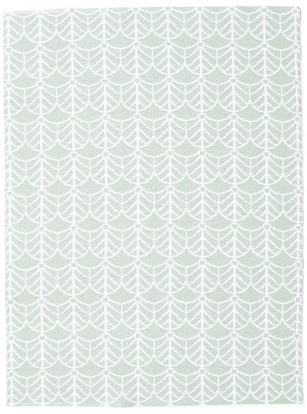 Arch - Grün Teppich  150X200 Moderner Weiß/Creme/Türkisblau ( Schweden)
