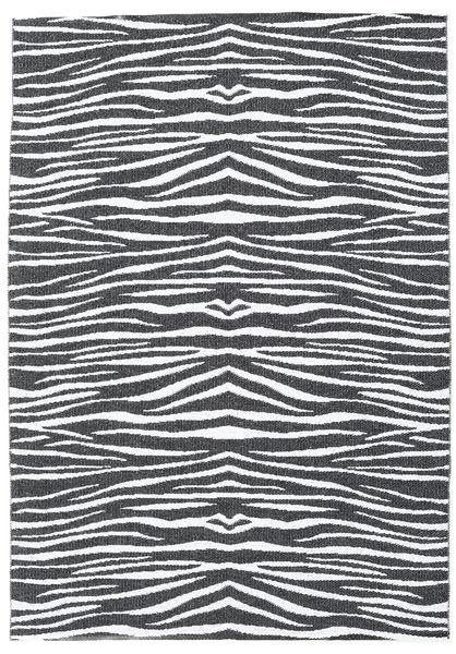 Zebra - Fekete szőnyeg CVD21677