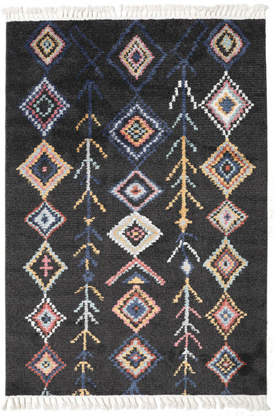 Rauma Rug 200X290 Modern Dark Purple/Dark Blue ( Turkey)