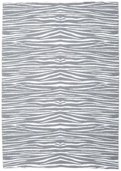 Alfombra Zebra - Gris CVD21683