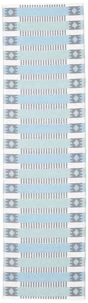 Tradition - Blå / Grøn tæppe CVD21625