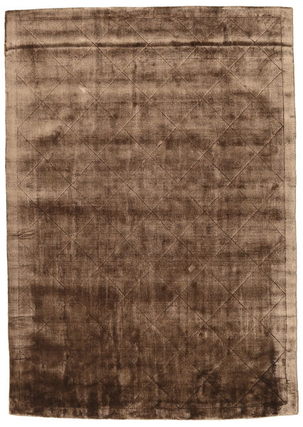 Brooklyn - Brown Rug 160X230 Modern Brown/Dark Brown/Light Brown ( India)
