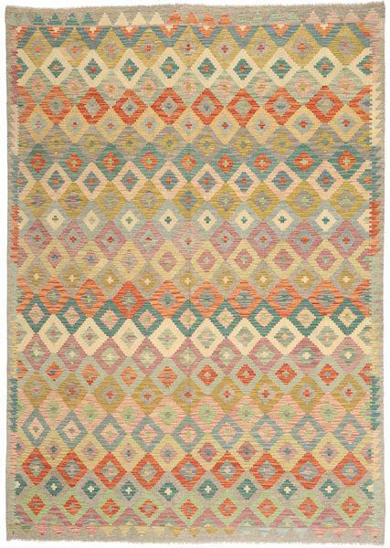 Kelim Afghan Old style teppe MXK239