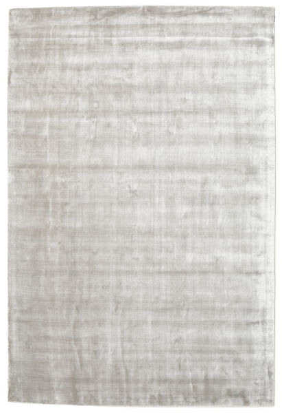 Broadway - Silver White Rug 300X400 Modern Light Grey/Beige Large ( India)