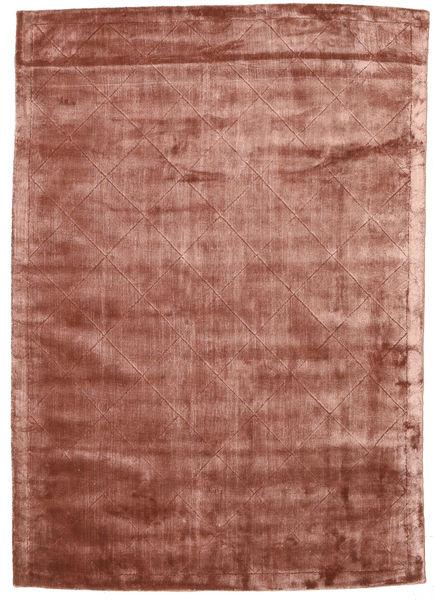 Brooklyn - Pale Copper Rug 140X200 Modern Brown/Light Pink ( India)