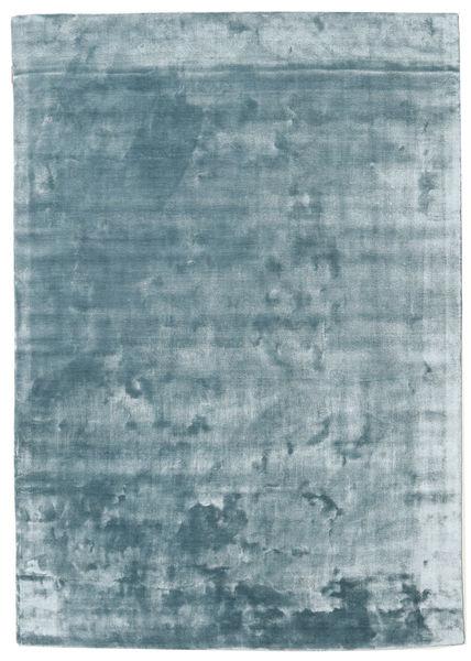 Broadway - Bleu Glace Tapis 120X180 Moderne Bleu Clair/Bleu ( Inde)