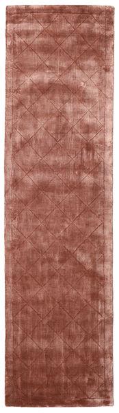 Brooklyn - Pale Copper Rug 80X300 Modern Hallway Runner  Brown/Light Brown ( India)