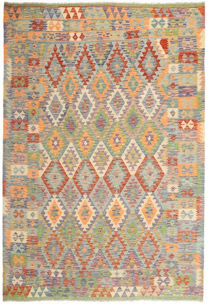 Kelim Afghan Old style matta MXK376