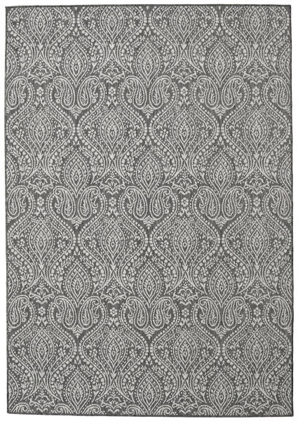 Alfombra Palace - Gris Oscuro / Beige RVD20616