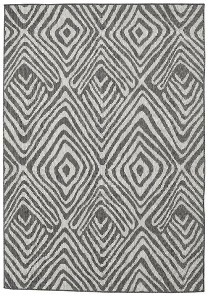 Savanna - Mörkgrå / Ljusgrå matta RVD20566