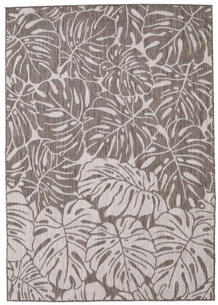 Monstera - Brown / Light Grey rug RVD20549
