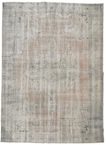 カラード ヴィンテージ 絨毯 220X300 モダン 手織り 薄い灰色/薄茶色 (ウール, トルコ)