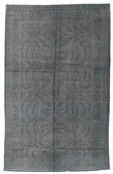 Colored Vintage Rug 184X293 Authentic  Modern Handknotted Light Blue/Light Grey (Wool, Turkey)