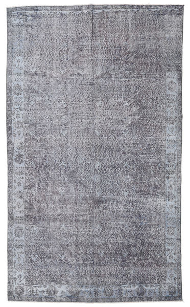 Colored Vintage Rug 173X297 Authentic  Modern Handknotted Light Grey/Light Purple/Dark Grey (Wool, Turkey)