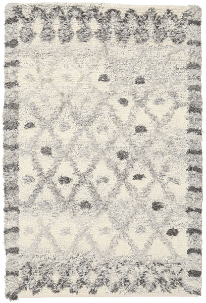 Heidi - Grey Mix Rug 160X230 Authentic  Modern Handwoven Light Grey/Beige (Wool, India)