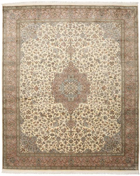 Kashmir äkta silke matta MSC187