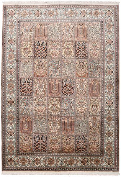 Kashmir ren silke teppe MSC126