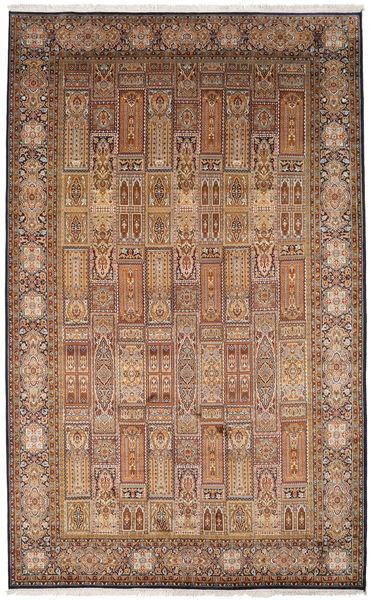 Kashmir ren silke teppe MSC141