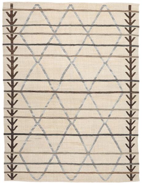 Kelim Semi-Antiek Turkije Vloerkleed 235X310 Echt Oosters Handgeweven Beige (Wol, Turkije)