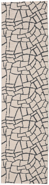 Terrazzo - Bézs / Fekete szőnyeg CVD21797