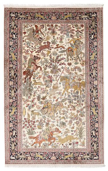 Kashmir ren silke teppe MSC100