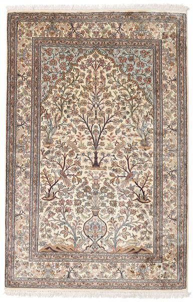 Kashmir ren silke teppe MSC105