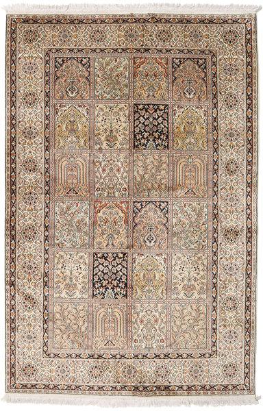 Kashmir ren silke teppe MSC98