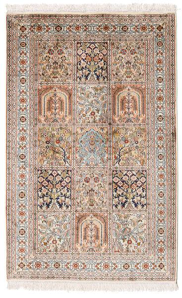 Kashmir ren silke teppe MSC54