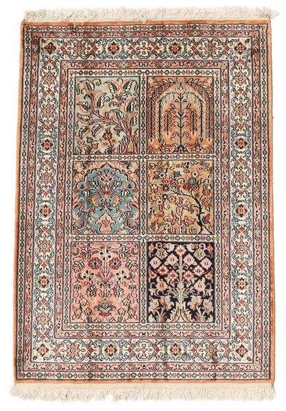 Kashmir 100% silkki-matto MSC43