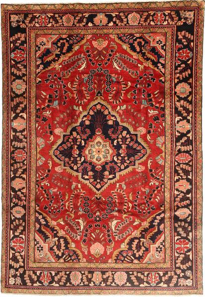 Lillian Dywan 215X320 Orientalny Tkany Ręcznie Ciemnoczerwony/Jasnobrązowy/Rdzawy/Czerwony (Wełna, Persja/Iran)