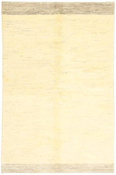 Gabbeh Persia Teppe 155X243 Ekte Moderne Håndknyttet Beige/Gul/#missing(0,)# (Ull, Persia/Iran)