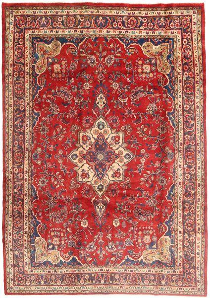 Lillian Teppe 208X288 Ekte Orientalsk Håndknyttet Brun/Rust (Ull, Persia/Iran)
