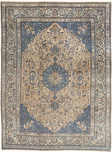 Kashmar Patina Matto 250X346 Itämainen Käsinsolmittu Vaaleanruskea/Tummanharmaa Isot (Villa, Persia/Iran)