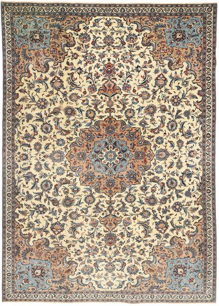 Kashmar Patina Dywan 220X315 Orientalny Tkany Ręcznie Ciemnoszary/Jasnoszary (Wełna, Persja/Iran)