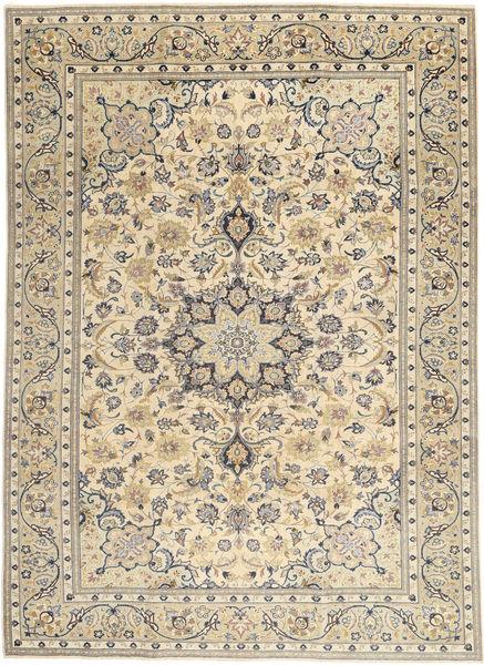 Najafabad Patina Matto 222X310 Itämainen Käsinsolmittu Vaaleanruskea/Beige (Villa, Persia/Iran)