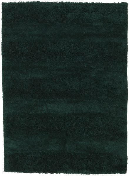 New York - Dark Green Rug 170X240 Modern Dark Turquoise   (Wool, India)