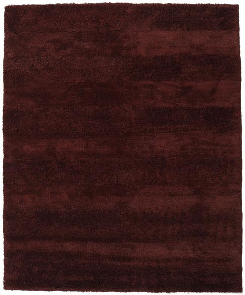 New York - Wine Matto 250X300 Moderni Tummanruskea/Tummanpunainen Isot (Villa, Intia)