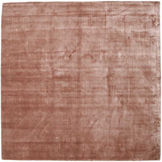 Broadway - Dusty Rose Rug 250X250 Modern Square Dark Red/Light Pink Large ( India)