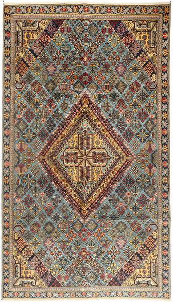 Meimeh Alfombra 160X272 Oriental Hecha A Mano Marrón Claro/Marrón Oscuro (Lana, Persia/Irán)
