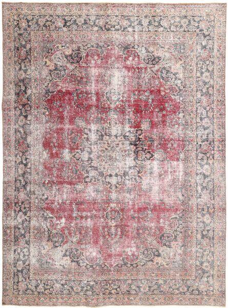 Colored Vintage Dywan 240X325 Nowoczesny Tkany Ręcznie Jasnofioletowy/Beżowy (Wełna, Persja/Iran)