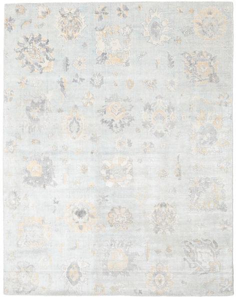 Ull / Bambusilk Loom - Indisk matta SEZA2