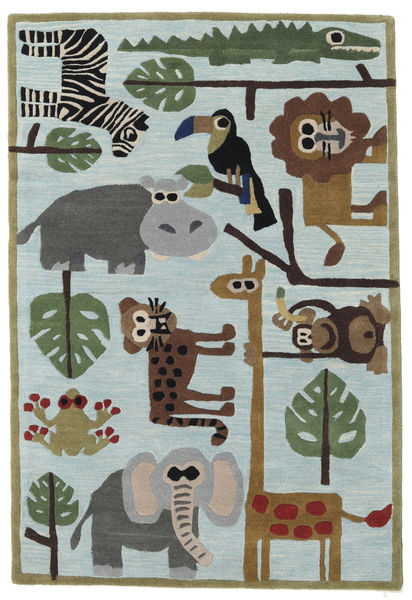 Zoo Handtufted rug CVD20963