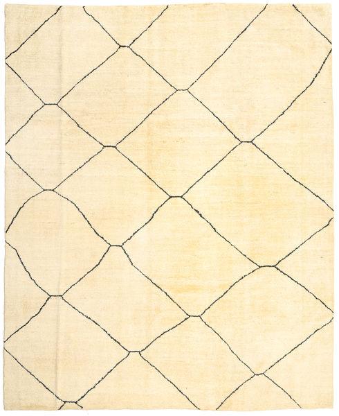 Barchi/Moroccan Berber - パキスタン 絨毯 250X309 モダン 手織り 黄色/ベージュ/暗めのベージュ色の 大きな (ウール, パキスタン)